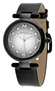Marc by Marc Jacobs Marc by Marc Jacobs MJ1410 Black Leather Watch