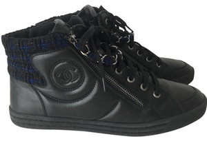 Chanel Black and navy Athletic