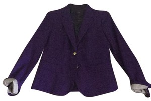 J.Crew Royal purple Blazer