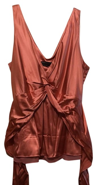 Preload https://img-static.tradesy.com/item/19224910/bcbgmaxazria-evening-pink-top-0-1-650-650.jpg