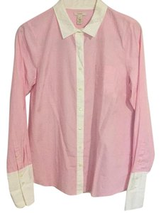 J.Crew Button Down Shirt Pink
