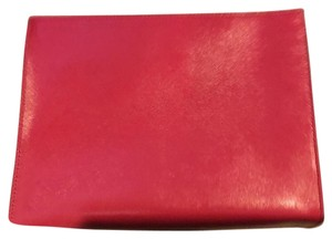 Henri Bendel Henri Bendel Red Cosmetic Bag