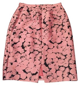 Céline Skirt Pink and black