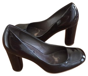 Ecco Dark Brown Pumps