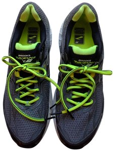 Brooks Chartreuse, gray, black Athletic