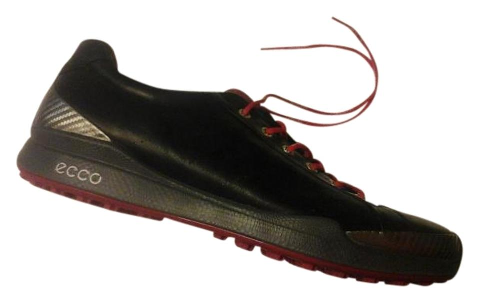 737f7bb0 Ecco Black Grey Red Silver Golf Sneakers Size US 13 54% off retail