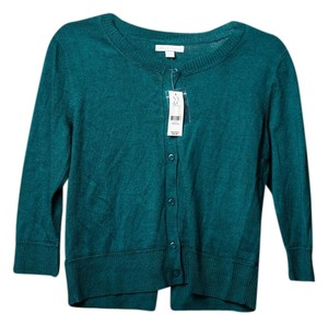 New York & Company & Teal Cardigan
