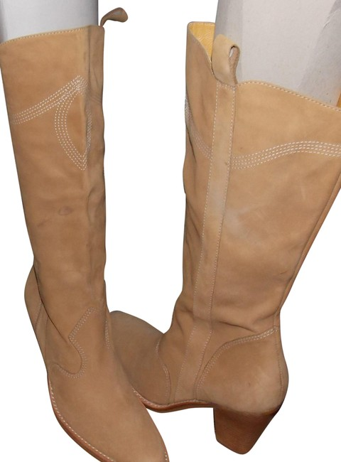 Item - Leather Boots/Booties Size US 9 Regular (M, B)