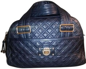 Marc Jacobs Ursula Satchel in Saddle Quilted Leather