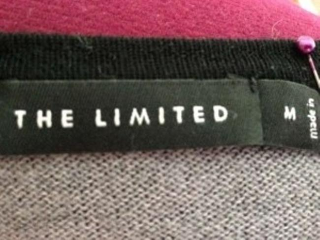 The Limited Patterened Sweater