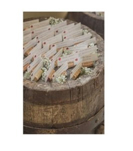 50 Wine Cork Placecard Holders