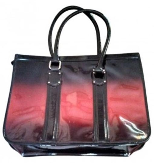 Preload https://img-static.tradesy.com/item/192320/vera-wang-ombre-simply-blackred-tote-0-0-540-540.jpg