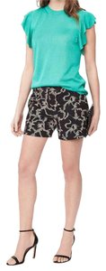 Banana Republic Dress Shorts BR sketchy Flowerprint