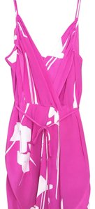 Yumi Kim short dress Pink Silk on Tradesy