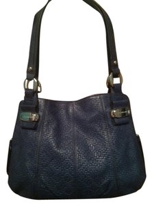 B. Makowsky Tote in Navy