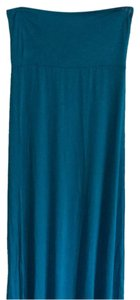 Other Maxi Skirt Teal blue