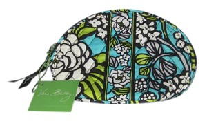 Vera Bradley Vera Bradley Mirror Cosmetic Bag- Island Blooms Retired Pattern