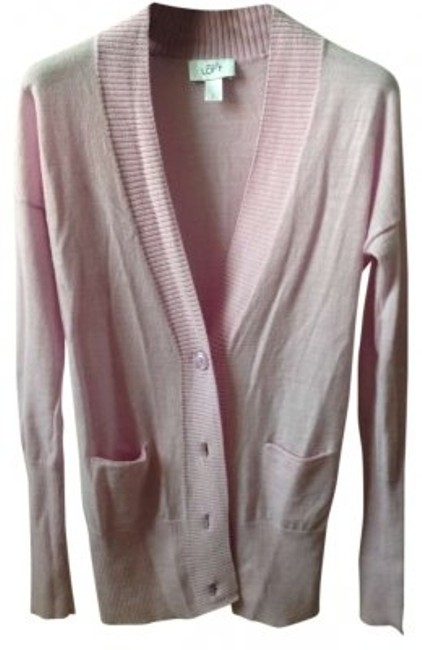 Preload https://img-static.tradesy.com/item/192329/ann-taylor-loft-purple-cardigan-size-6-s-0-0-650-650.jpg