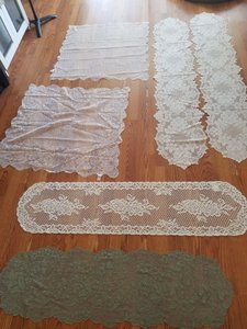 Lace Table Runner Assortment