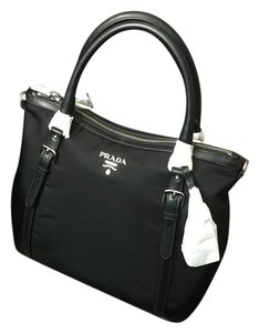 Prada Cross Body Stachel Shoulder Bag