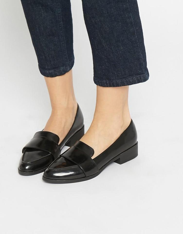 cb6579050b5 New Look Black Women Loafers Formal Shoes Size US 11.5 - Tradesy