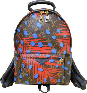 Louis Vuitton Palm Springs Lv Monogram Backpack