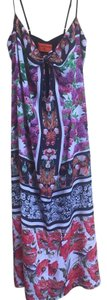 Floral Maxi Dress by Clover Canyon