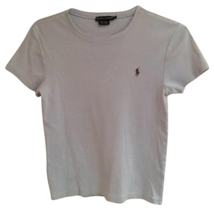 Ralph Lauren Blue Label T Shirt Baby Blue