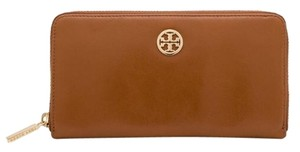 Tory Burch Tory Burch Dena Zip Continental Leather Wallet