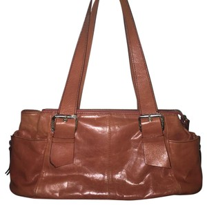Kenneth Cole Satchel in Brown