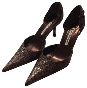 Charles David Dark chocolate Pumps