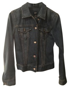 Gap Cropped Fitted Jean Womens Jean Jacket