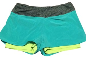 MPG Running Shorts With Spandex