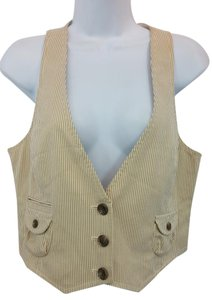 J.Crew Cotton Vest Top