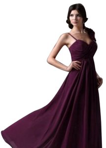 Camille la Vie One Sweetheart Chiffon Bridesmaid Dress