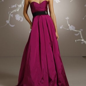 Jim Hjelm Occasions Magenta Jh5121 Dress