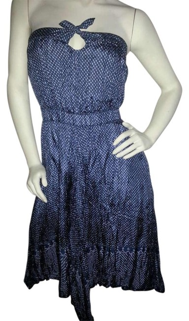 Preload https://img-static.tradesy.com/item/192376/gap-navy-blue-and-white-strapless-silk-high-low-cocktail-dress-size-8-m-0-0-650-650.jpg