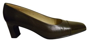 Etienne Aigner Leather Mbc brown Pumps