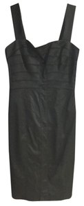 Marciano Satin Vback Dress