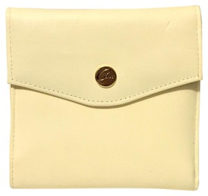 Other Coro Vintage White Leather Wallet