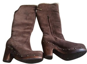 UGG Australia Suede cocoa Boots