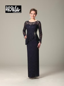 Ursula Of Switzerland Navy 31292 Dress