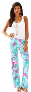 Lilly Pulitzer Relaxed Pants Pink Sands