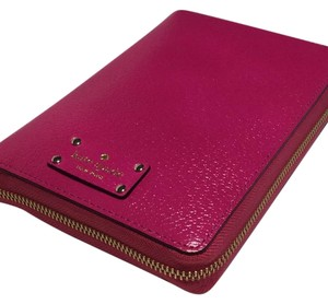 Kate Spade Kate Spade Wellesley Zip Around Personal Organizer Planner 2017 WLRU1321