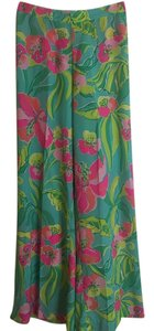Lilly Pulitzer Palazzo Floral Pants