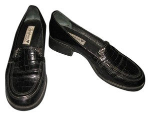 Brighton Casual Loafer Leather Black Flats