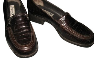 Brighton Casual Loafer Leather Brown Flats