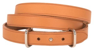 Herms Hermes 4 Tours Leather Wrap Bracelet