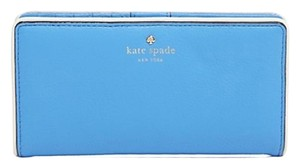 Kate Spade BRAND NEW! Kate Spade BLUE Cobble Hill Stacey Wallet
