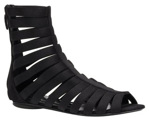 Gucci Isadora Elastic Black 1000 Sandals